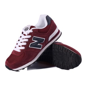 new balance mujer color granate